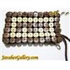 کیف چوب نارگیل زیبا