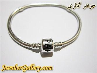 دستبند نقره پاندورا pandora زیبا