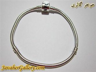 دستبند پاندورا نقره لوکس و زیبا