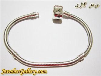 دستبند پاندورا pandora نقره نفیس و زیبا