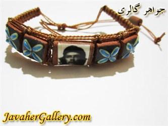 دستبند چگوارا ساخته شده از گل پخته