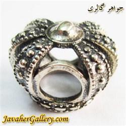حلقه گردنبند و دستبند نقره پاندورا اصل با طرح تاج زیبا