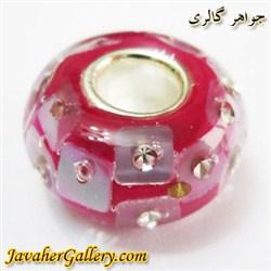 حلقه دستبند و گردنبند نقره پاندورا pandora مشکی شفاف با نگینهای زیرکن لوکس