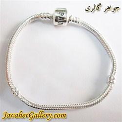 دستبند نقره پاندورا pandora اصل لوکس درخشان و زیبا